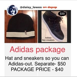 13a2516f1962e ADIDAS PACKAGE DEAL.